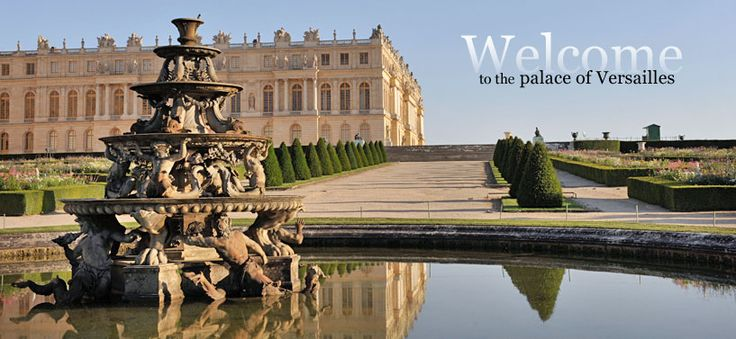 Homepage - Palace of Versailles