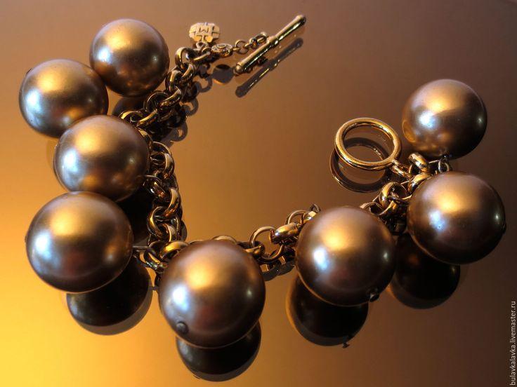 Купить Monet винтажный браслет, винтажные украшения, винтажная бижутерия. - браслет monet