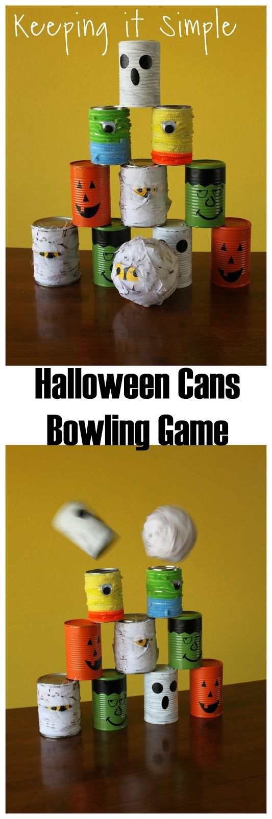 Best 25+ Halloween cans ideas only on Pinterest | Class halloween ...