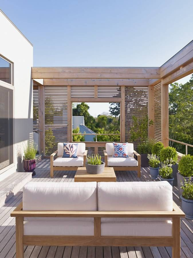Austin Patterson Disston Architects | Portfolio | Contemporary | Modern Summer House
