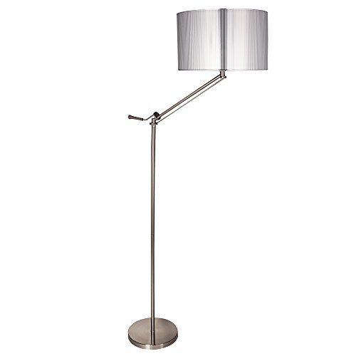 standard lamp free standing lamp floor lamp adjustable. Black Bedroom Furniture Sets. Home Design Ideas