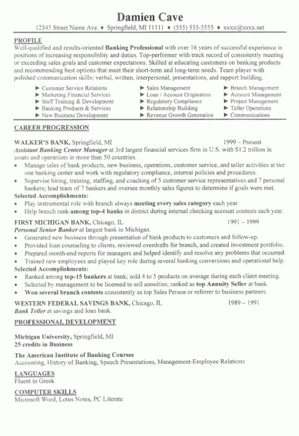 Best 25+ Professional profile resume ideas on Pinterest Cv - web services manager sample resume