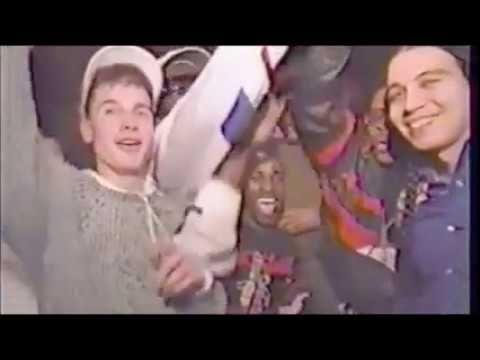 Origin of rap music in WINNIPEG, MANITOBA in the late 1980's