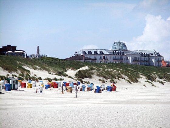 #Ferienwohnung #Juist #Insel #Deutschland #Nordsee #Strand #Meer #island #holiday #vacation #rooms #germany #InterDomizil #FerienPrivat