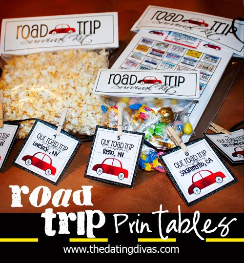Have a long road trip coming up? Check out this FUN date that you can do while on the road!