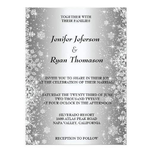 invitations for wedding 148 best winter wedding invitations images on 5168