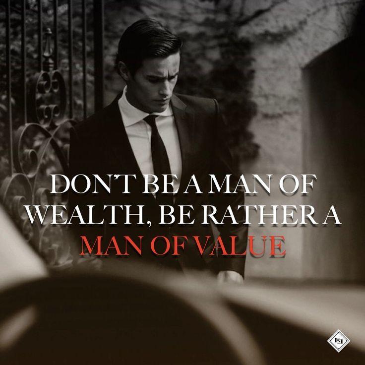 Man of value www.gentlemans-essentials.com