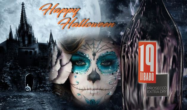 Happy Halloween by 19dibabo!🎃👻🍾  #19dibabo #forpartylovers #happy #party #halloween #cincin #prosecco  Www.19dibabo.com