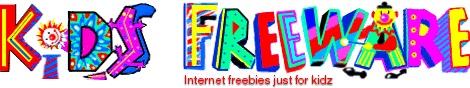 Kids Freeware   Free software programs for kids. Educational programs, games, etc. Age 2 & up.