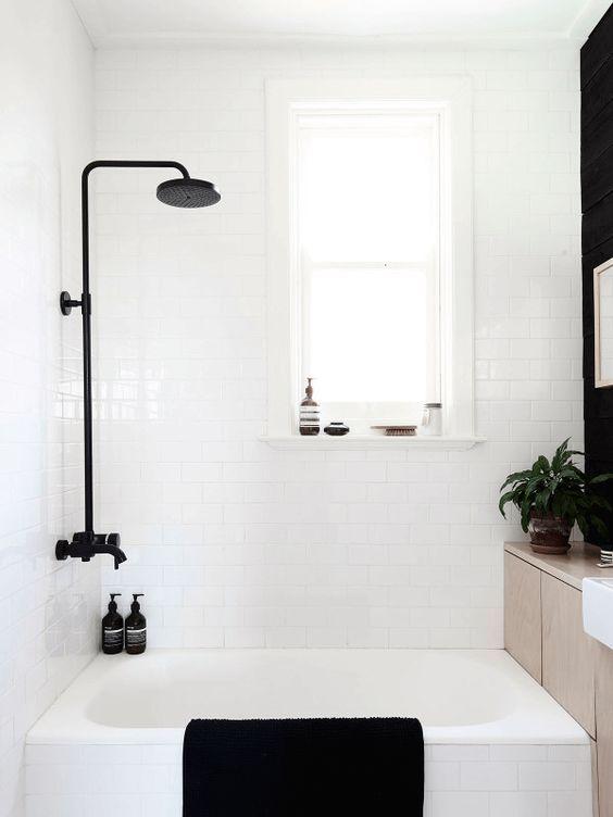 Grandes idées pour ma petite salle de bains | Happy Life, le blog déco de Mathilde Dugueyt