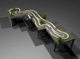 Image result for scalextric slot car tracks