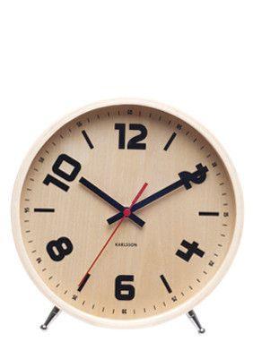 Stockholm Table Clock