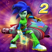 Math Blaster HyperBlast 2 HD available in iTunes!