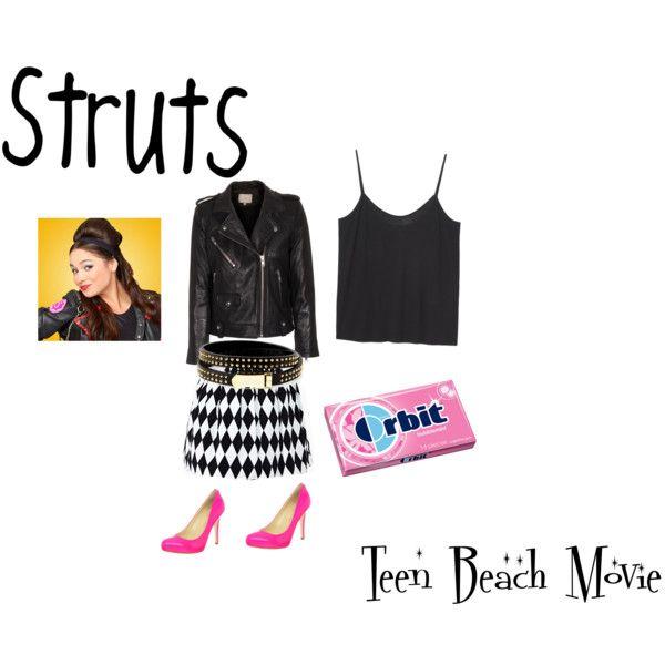 Struts Teen Beach Movie