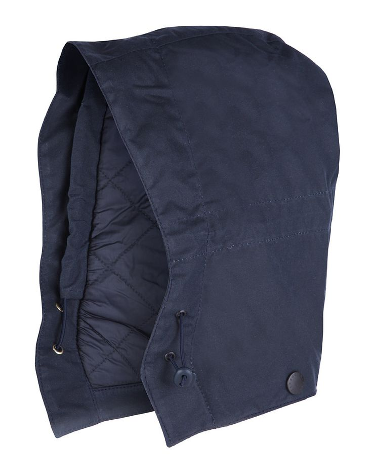 Barbour Wax Storm Hood - Navy MHO0005NY92 (A1014)