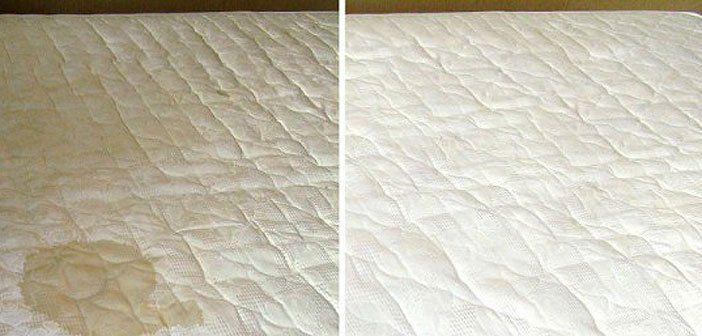Nejúčinnější způsob jak vyčistit matraci ve vaší domácnosti! Zbavte se skvrn a zápachu snadno a rychle! | Vychytávkov