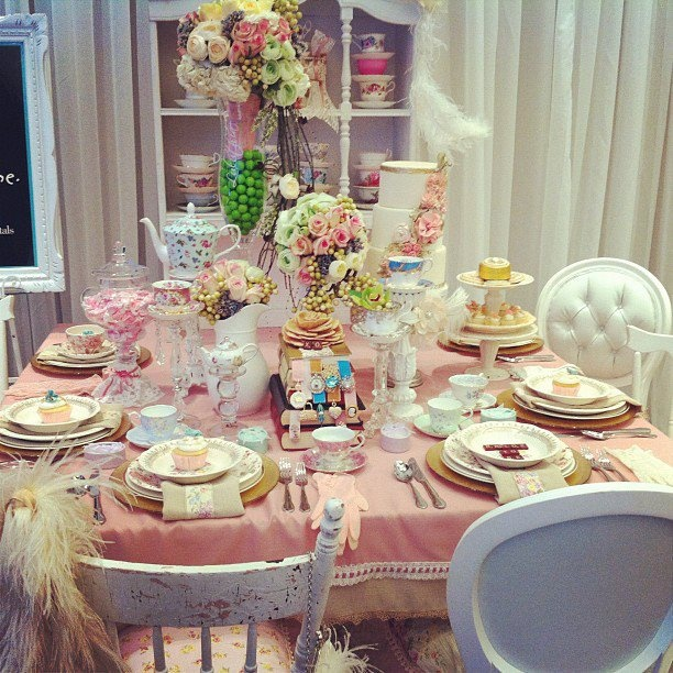 English Tea Party Decorations: 43 Best Images About Tea Tablescape On Pinterest