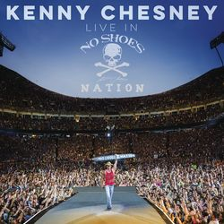 Live in No Shoes Nation Kenny Chesney