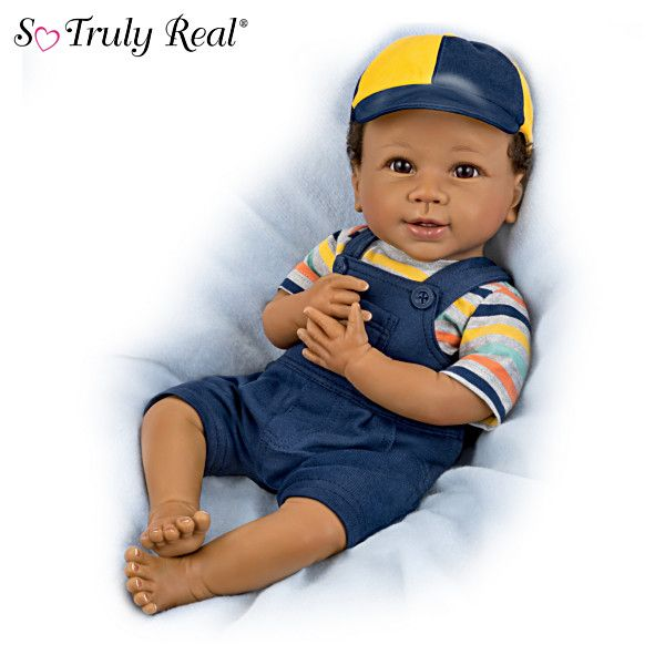 Asthon Drake A Star Is Born So Truly Real Baby Girl Doll by Linda Murray New