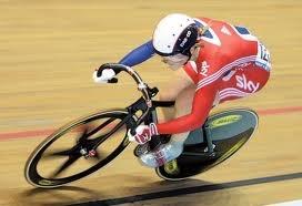 Jess  Varnish. Team GB cycling star.