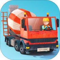 Little Builders - Trucks, Cranes & Digger for Kids av Fox and Sheep GmbH