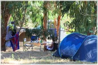 Camping du Soleil - Appietto (Corse du Sud)