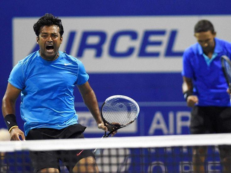 Chennai Open: Leander Paes-Raven Klaasen Beat Mahesh Bhupathi ...