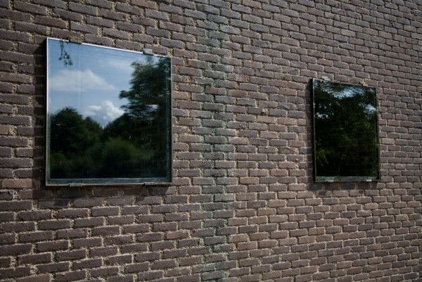One of the simplest window details of modern architecture history. The St Peter's Church in Klippan by Sigurd Lewerentz.