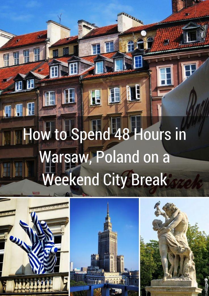How to Spend 48 Hours in Warsaw, Poland on a Summer Weekend City Break   Sidewalk Safari    Weekend in Warsaw    2-days in Warsaw