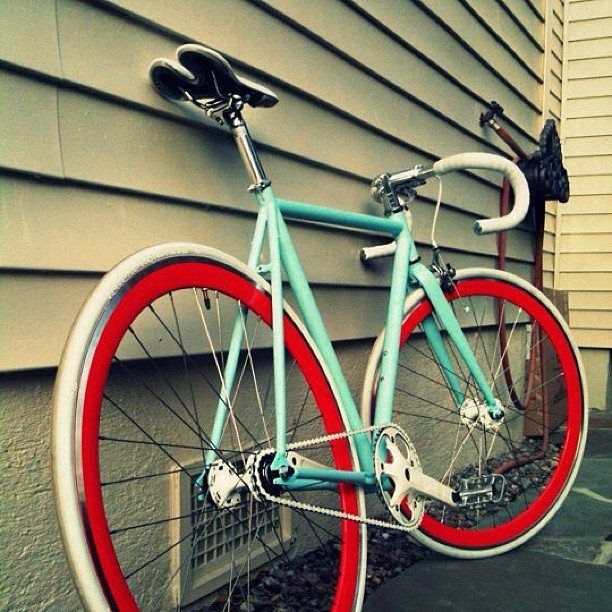 Fixie #fixie #bike