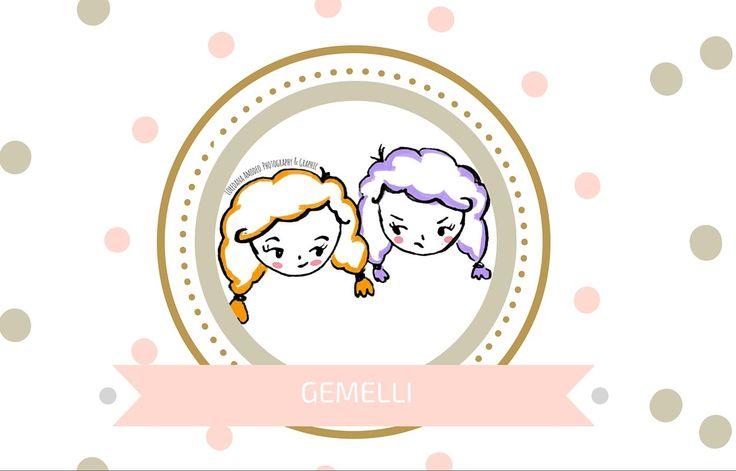 Caratteristiche segno #Gemelli – faccio da me e guai a chi mi ferma (21/05 – 20/06) #oroscopo #zodiaco #gemini #chizzocute #fashion and #food