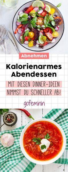 Kalorienarmes Abendessen: Die leckersten Ideen zum Abnehmen
