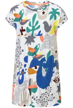 High Summer - Girls   Dress   Tropical Print   Fashion   Colorful   Inspired   New Collection   Summer