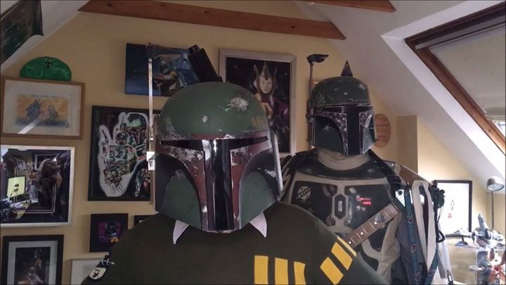 ***STAR WARS FANS - A MESSAGE FROM BOBA FETT*** ''An Evening with BOBA FETT'' ON 4th May 2017 in Newcastle! ***TAG A FRIEND WHO LOVES STAR WARS AND SHARE!*** What Better way to spend Star Wars Day???  A One Off Screening of THE FORCE AWAKENS - Expect Stormtroopers & Costumed Characters, A Star Wars Photobooth, Cantina Cocktails & An Onstage Q&A Hosted by Chris Cross The Magician, with Jeremy Bulloch aka Boba Fett himself! *PLEASE SHARE & INVITE YOUR FRIENDS*  #May4thBeWithYou #StarWars…