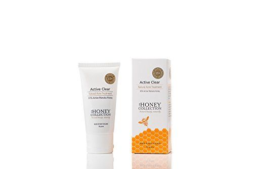 The Honey Collection Active Clear  Acne Cream >>> Find out more about the great product at the image link.