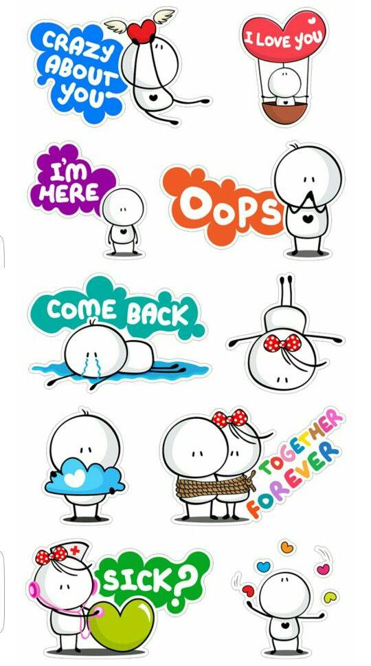 Stickers Bigli Migli