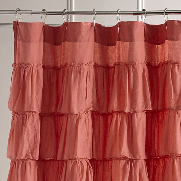 top 25+ best coral shower curtains ideas on pinterest | shower