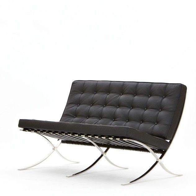 £525.00 Barcelona chair repro