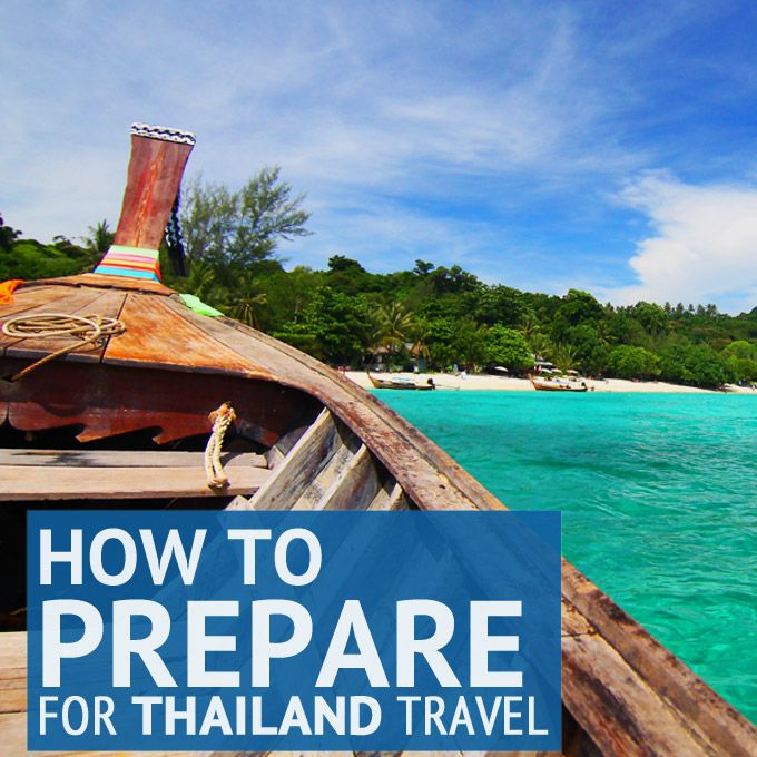 How to Prepare for Thailand?