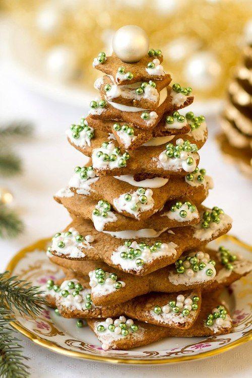 Tumblr Cookie Christmas Tree