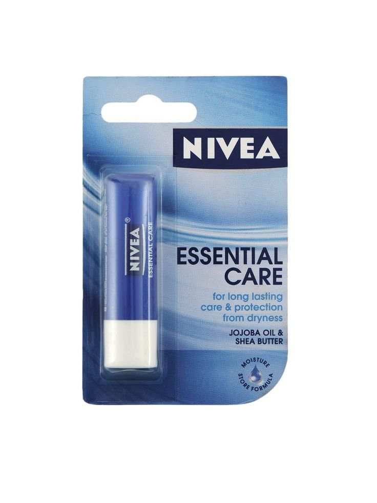Nivea Unisex Essential Care Lip Balm Buy Online at Best Price in India: BigChemist.com