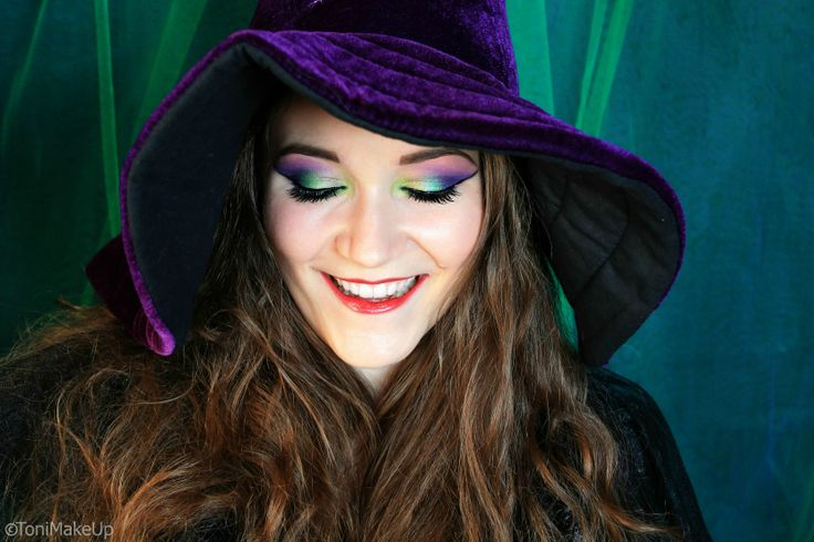Halloween Make up - Witch