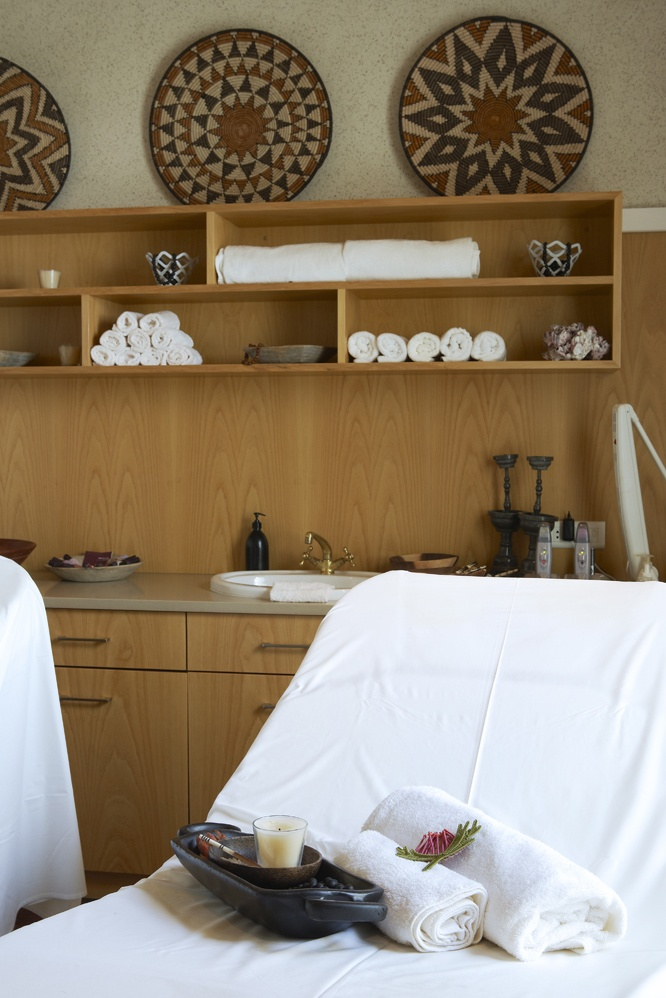 Facials, massages, manicures, pedicures... The list goes on! All this on a divinely heated bed!