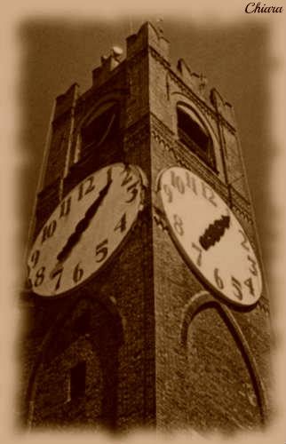 Mondovì - Torre dell'orologio