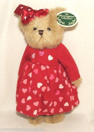 bearington bears valentine valentines day bearington bears mya love 190068 retired 2013