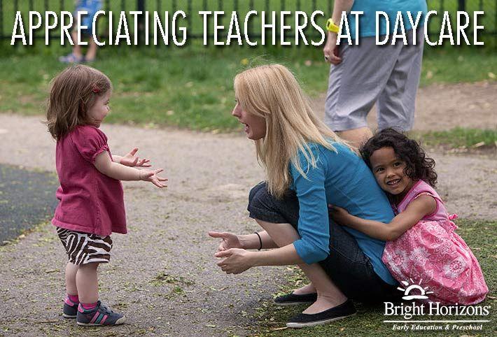 Teacher Appreciation Month: Appreciating Teachers at Daycare