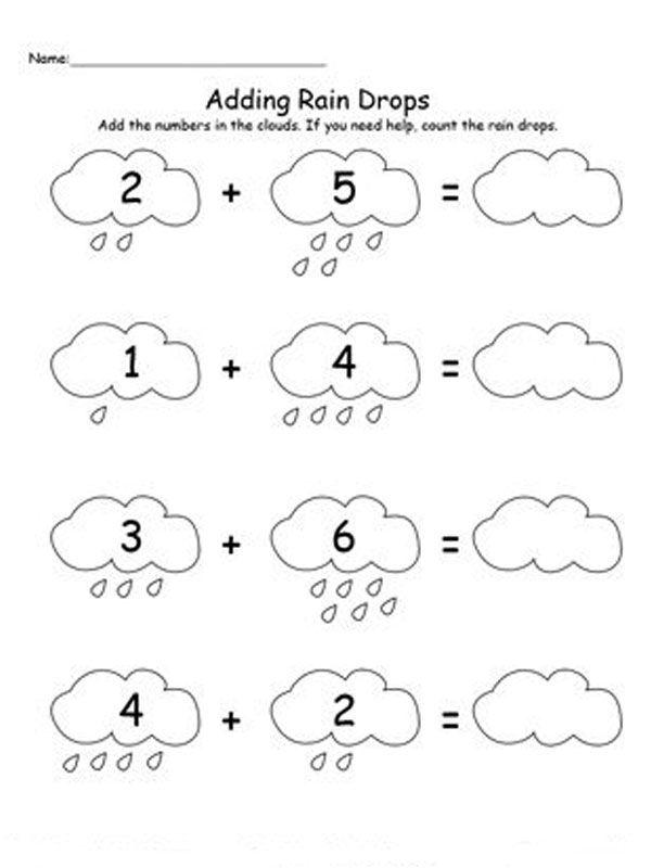 {Download PDF*} Free Printable Kindergarten Math