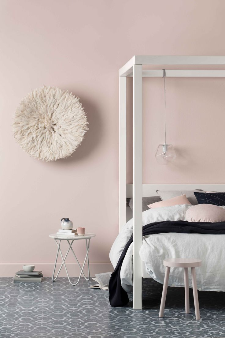 The colours of the Conscious palette are soft, light and airy, with a feminine feel. Colours featured: Aleaha Rose, Veronese Peach, Whitewash 1, Condare, Midnight Sky, Legend and Cardamon Pod