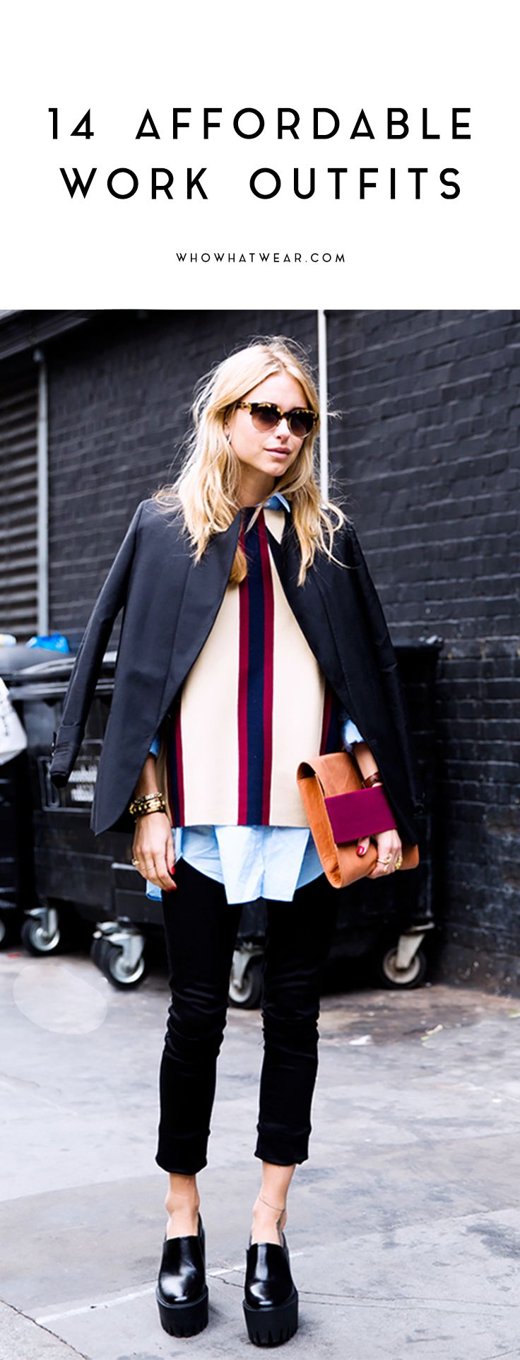 Chic outfits for the office