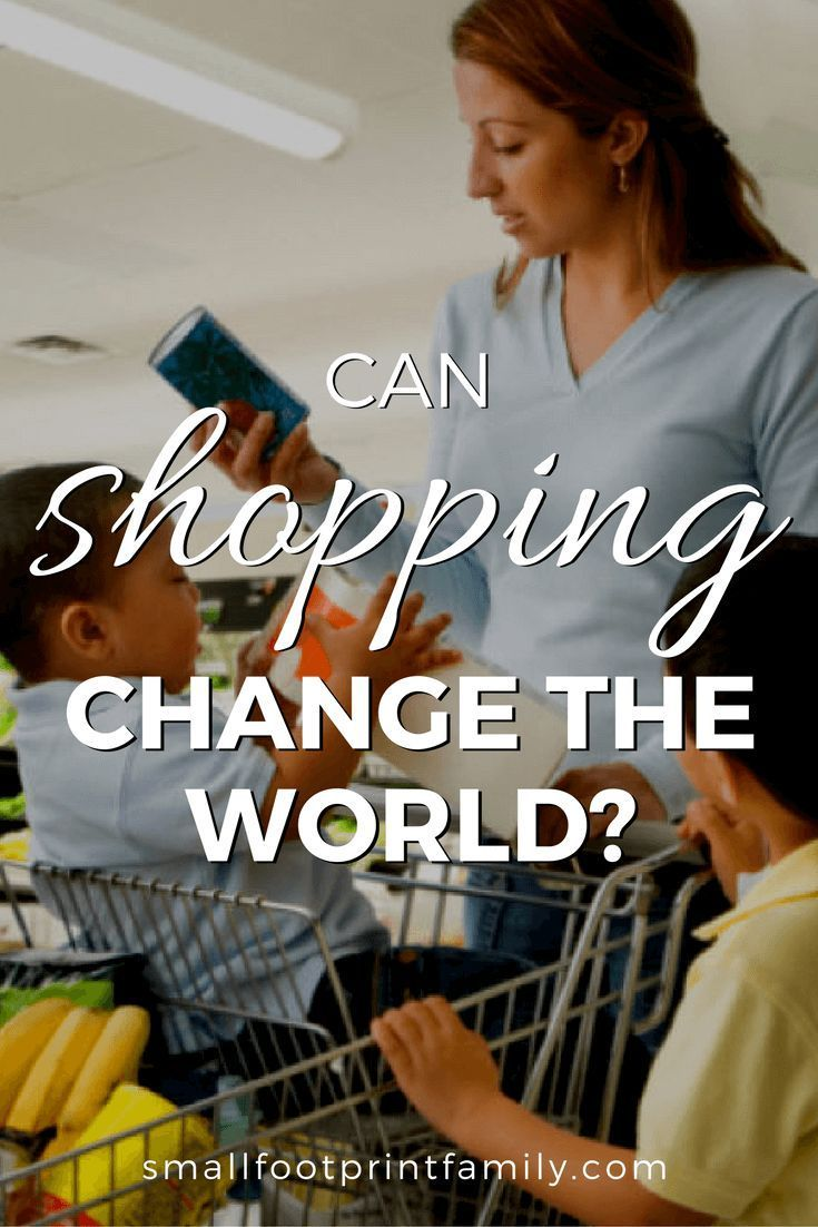 "While we can in many ways ""vote with our dollars,"" we should not think for one minute that the way we shop is going to create the kind of change we really need in the world. Rather, ""we get there by engaging as citizens to ensure our policies and laws put safeguarding people and the planet first."""